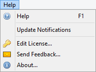 Unchecked Update Notifications