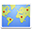 World Heatmap Creator Icon