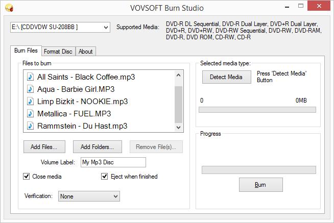 Freewarebuzz Utilities- CD/DVD Burners-Tools