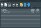 Hide Files Screenshot